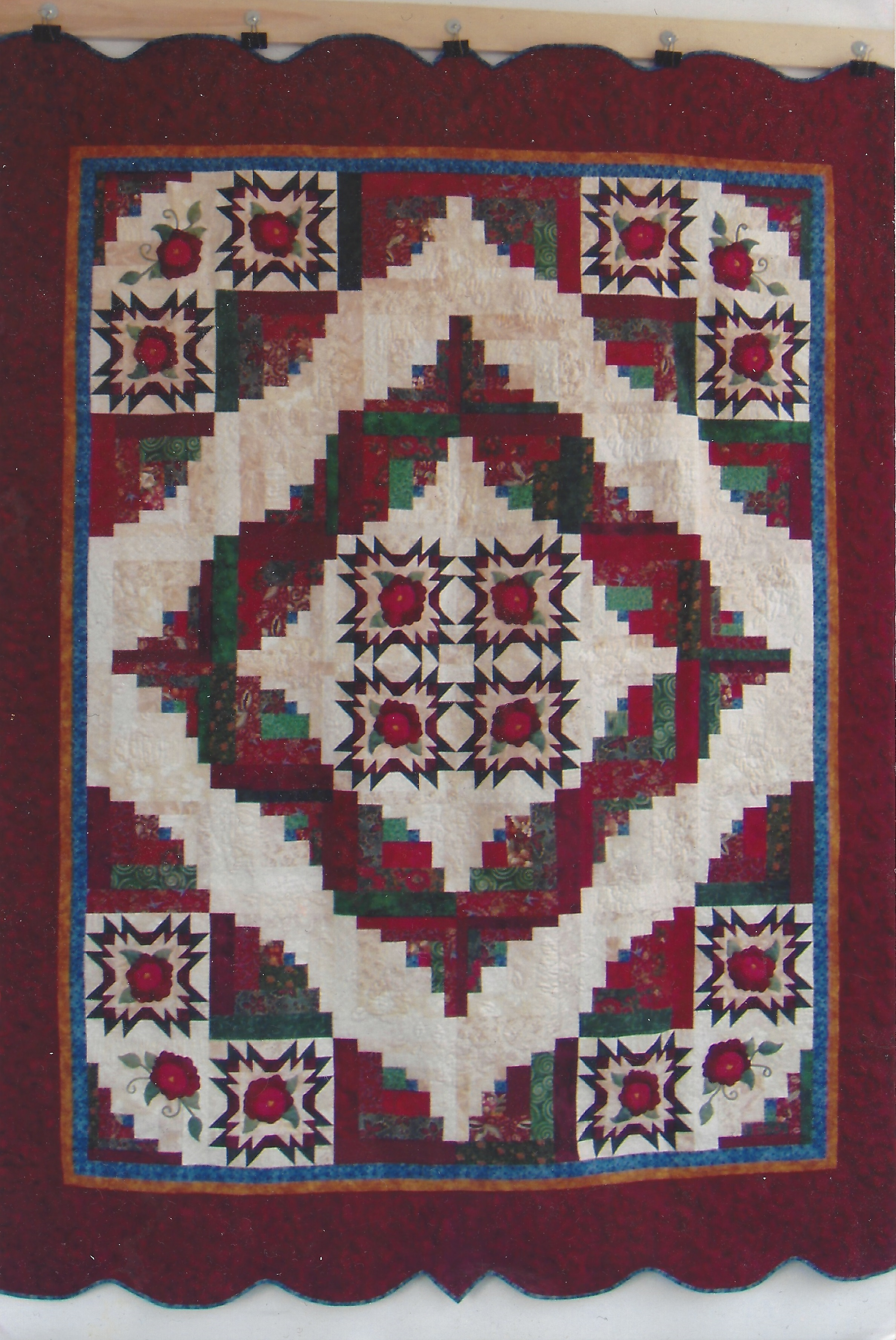swap two b quilter a favorite inch the curious quilts postage swaps smith charm treasure quilt stamp